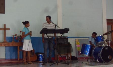 Nicaragua's Joyful Singers