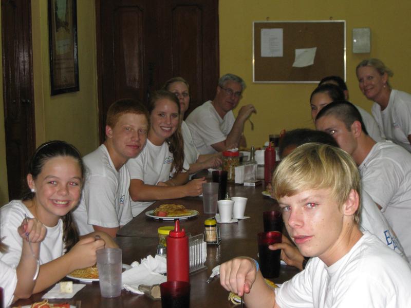 Nicaragua Mission Trip 6-9-12 005