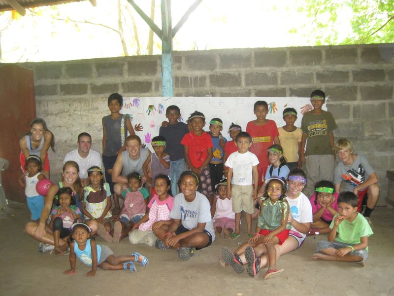 Nicaragua Mission Trip 6-11-12 003