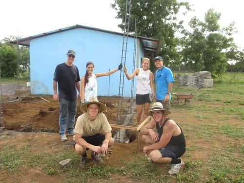 Nicaragua Mission Trip 6-12-12 004