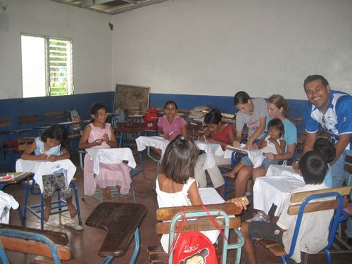 Nicaragua Mission Trip 6-13-12 001