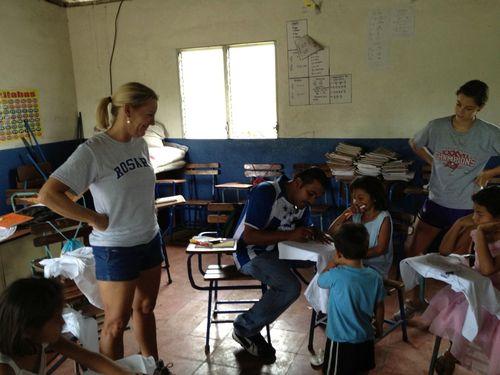 Nicaragua Mission Trip 6-14-12 001